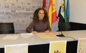 Mañana se reanudan en Mérida los 'Jueves de cuento'