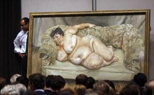 Lucien Freud, el pintor que halló en la piel la hondura del alma