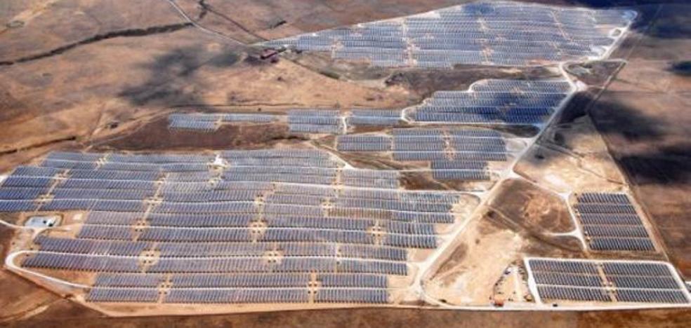 Las obras de la planta solar La Solanilla, en Trujillo, comenzarán a finales de año