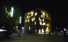 El Palacio de Congreso de Villanueva se puede visitar de forma virtual con una aplicación