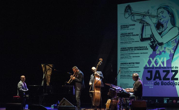 Avishai Cohen en el Festival de Jazz de Badajoz