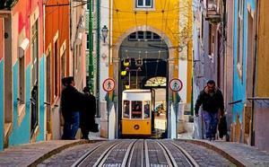 Lisboa con los ojos de los fotógrafos extremeños