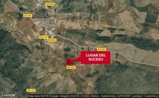Dos heridos, uno de ellos de gravedad, tras una salida de vía cerca de Valverde de Leganés