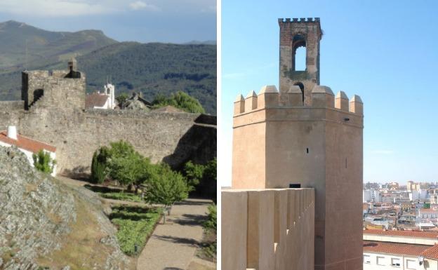 La ruta transfronteriza 'Ibn Marwan' abordará la fundación de Badajoz y Marvão