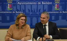 El Ayuntamiento de Badajoz aprueba con votos del PP y C's el presupuesto de 2018