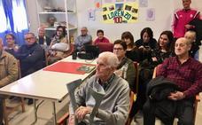 'Tío Lorenzo' cumple cien años en Deleitosa rodeado de familiares