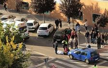 Dos mujeres atropelladas en pasos de cebra de Almendralejo esta mañana