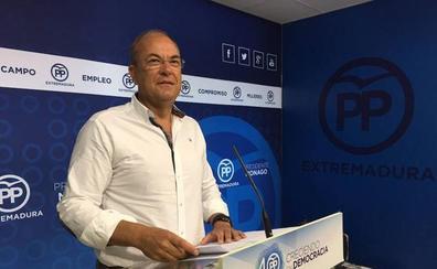 Monago: «Tres en Madrid tienen más dignidad que 30.000 100.000 o un millón en Cáceres»