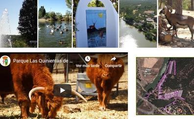 Natura 2000 pide medidas contra los zoos encubiertos y denuncia que en Berlanga hay uno