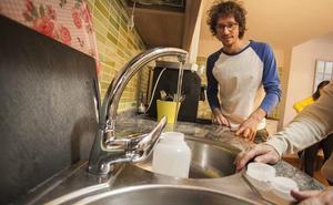 Una de cada 10 muestras de agua en el casco viejo de Cáceres presenta exceso de plomo