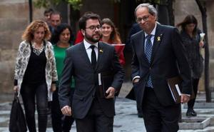 La mesa de diálogo de partidos catalanes acaba sin el menor acercamiento