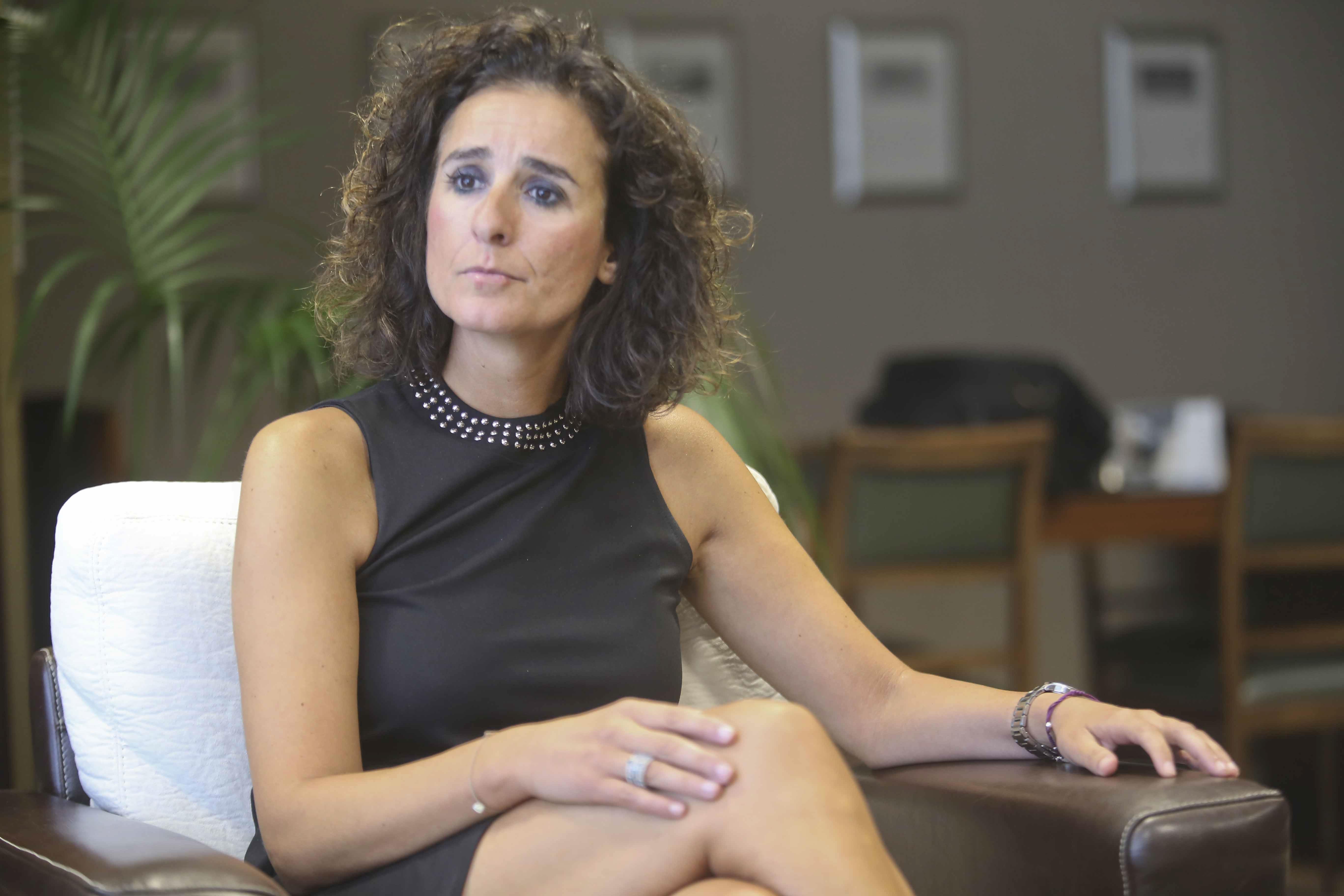 Olga García: «No vamos a permitir el cierre de Almaraz sin una alternativa»