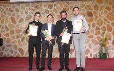 Premio ex aequo en el 'Pedro Bote'