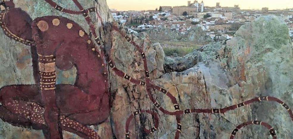 El visionario Papoose y la 'reserva india' de Extremadura