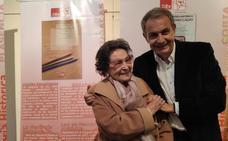 Zapatero afirma en Extremadura que la memoria histórica es «dignidad y paz interior»