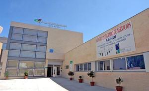 Incendio en un centro de educación especial en Alcántara