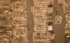 Paradise, la ciudad de California arrasada por el fuego