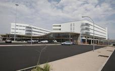 El nuevo hospital de Cáceres espera 3.400 vehículos diarios por su acceso principal