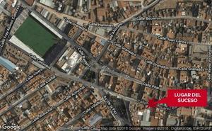 Detenido en Almendralejo por amenazar con una navaja a menores en un local y a peatones