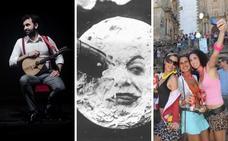 Jazz, un viaje a la Luna y una fiesta para horteras