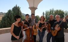 Segundo concierto del Encuentro de guitarra Norba Caesarina