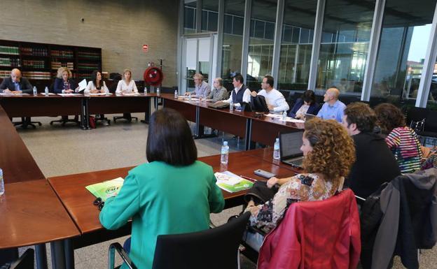 Reunión de la Mesa Sectorial/