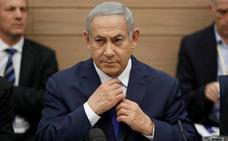 Golpe de autoridad de Netanyahu, que mantiene el Gobierno