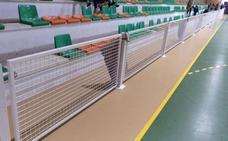 Mejoras en el pabellón polideportivo municipal de Jarandilla de la Vera