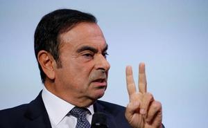 El juez prorroga diez días la detención del presidente de Nissan