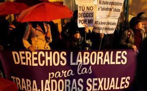 La Audiencia Nacional anula los estatutos del sindicato de prostitutas pero no lo disuelve