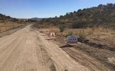 La nueva senda peatonal de la Cañada Real en Mérida tendrá dos charcas, árboles y señalización