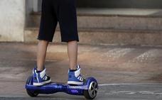 El uso de patines eléctricos en Badajoz quedará regulado a partir de febrero