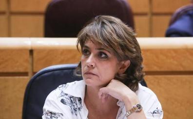 La ministra Dolores Delgado, reprobada por tercera vez