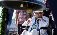 Muere el último testigo de Pearl Harbor