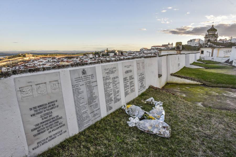 El cementerio de los que vencieron a Napoleón