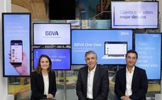 BBVA lanza el primer agregador financiero inteligente para empresas