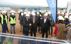 Endesa pondrá en marcha las tres plantas solares de Logrosán a finales de 2019