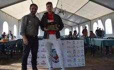 Jesús Lozano Rebollo y Jorge Jorge Montero, campeones provinciales