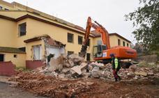 La muralla de Pardaleras en Badajoz sale a la luz 55 años después