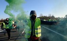 La insurrección de los 'chalecos amarillos' en París