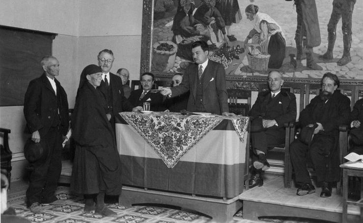Cuando las dos Españas se dieron la mano en Cáceres