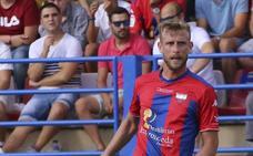 Álex Barrera: «Tengo muchas ganas de participar y de ayudar al equipo»