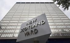 Detenido un hombre de 48 años en Londres tras el hallazgo de dos artefactos explosivos en un apartamento