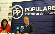 El PP de Villanueva de la Serena contabiliza 150 locales cerrados y advierte de que el comercio se hunde
