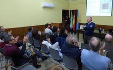 Emotivo reconocimiento a Domingo Quijada al abandonar la coordinación de los Coloquios de Campo Arañuelo