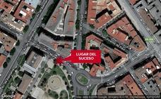 Un menor de 7 años, herido tras ser atropellado en Cáceres