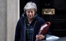 May regresa a Bruselas antes de una cumbre sobre el 'brexit' marcada por Gibraltar pero con final feliz