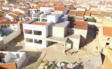 La Junta aporta 300.000 euros para rematar la obra del centro cultural de Campanario