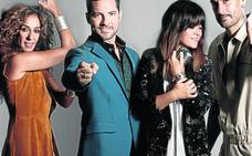 Cuatro 'coaches' para 'La Voz Kids'