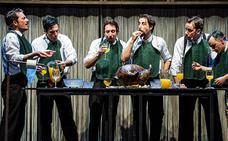 La comedia sobre el capitalismo salvaje 'Lehman Trilogy' llega este sábado al López de Ayala de Badajoz